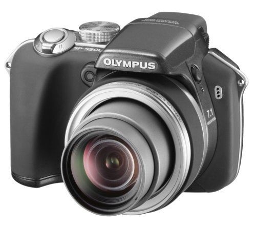 OLYMPUS デジタルカメラ CAMEDIA (キャメディア) SP-550UZ