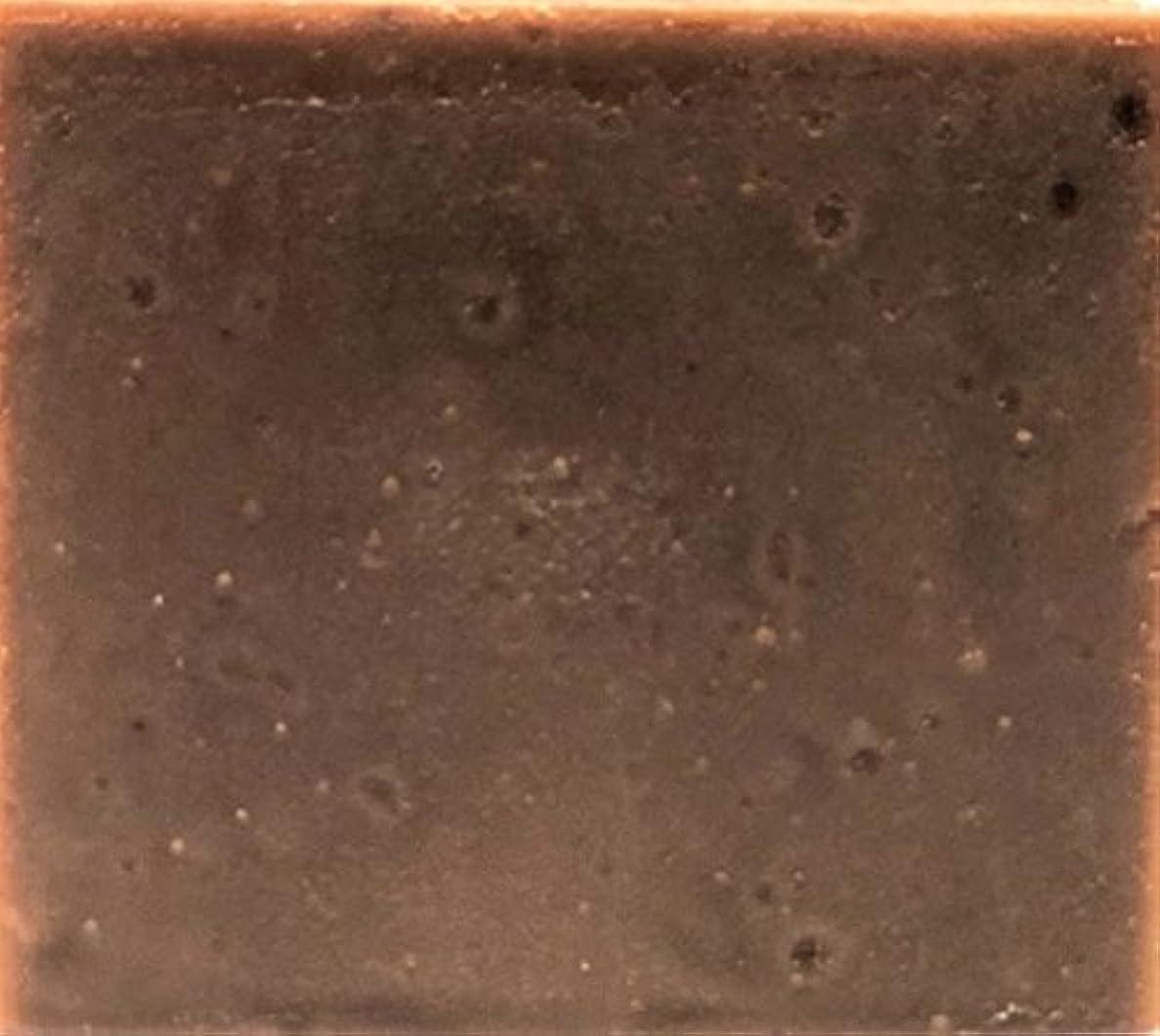 パイントロマンス夫篠山石鹸 ラベンダー 90g 自家製ハーブを使い、コールドプロセス製法で作った手作り石けん