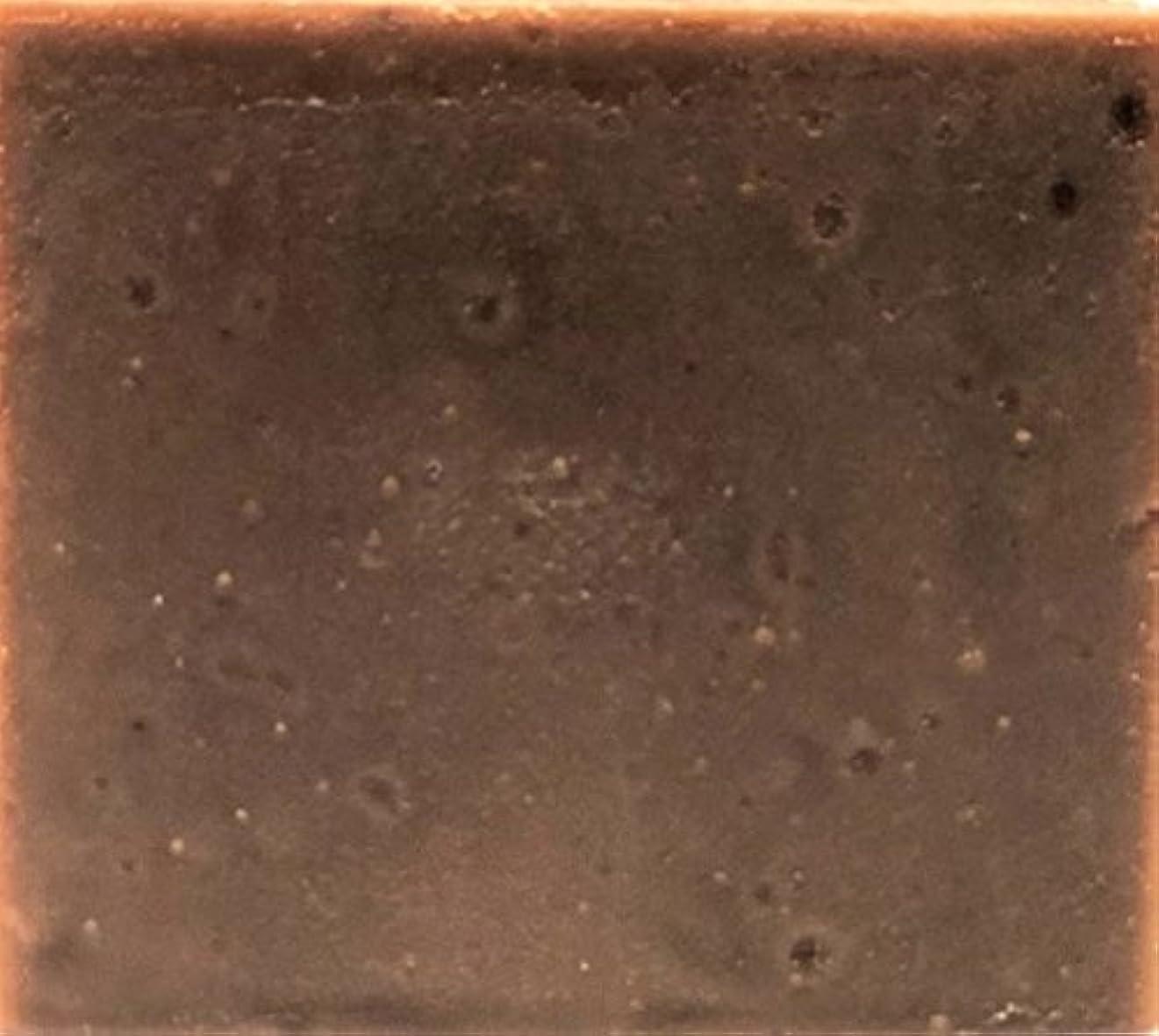 不快なブロンズ火傷篠山石鹸 ラベンダー 90g 自家製ハーブを使い、コールドプロセス製法で作った手作り石けん