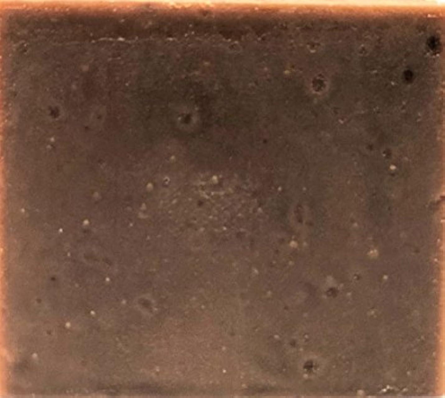 マイルド女の子戦艦篠山石鹸 ラベンダー 90g 自家製ハーブを使い、コールドプロセス製法で作った手作り石けん