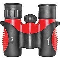 おもちゃ 双眼鏡 Hawkeye 8x21 こども望遠鏡 コンパクト 小型軽量 プレゼント バードウォッチング 教育道具 おもちゃ 知育学習玩具