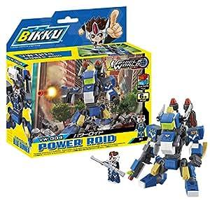 ビック(BIKKU)ビークルワールドシリーズ1パワーロイドVW-004 58004
