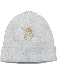 TAKAL ユニセックス ツートン 個性的な ゴルフ ロックバンド ブラック サバス ニット帽 ヘルメット グレー