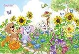 スージーズー 1000ピース Flowers 61-322