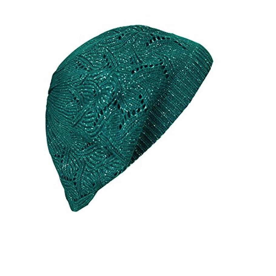 エゴイズム勢いドライブベレー帽with Lurex