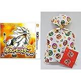 ポケットモンスター サン - 3DS  + 【Amazon.co.jp限定】 ギフトラッピングキット(小) (マリオキャラクター デザイン) セット
