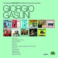 Giorgio Gaslini - The Complete Remastered Recordings on Dischi Della Quercia by Giorgio Gaslini