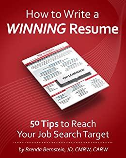 amazon how to write a winning resume 50 tips to reach your job