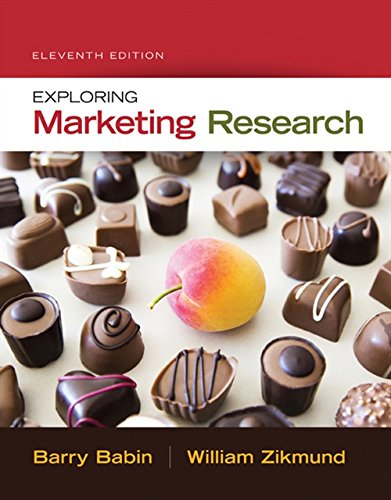 Download Exploring Marketing Research 1305263529