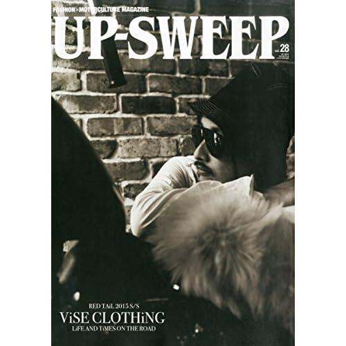 UP SWEEP (28) 2015年 07 月号 [雑誌]: バイキチ 増刊