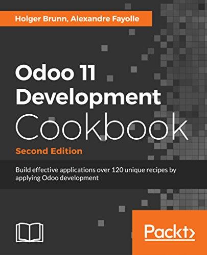 Odoo 11 Development Coobook - Second Edition