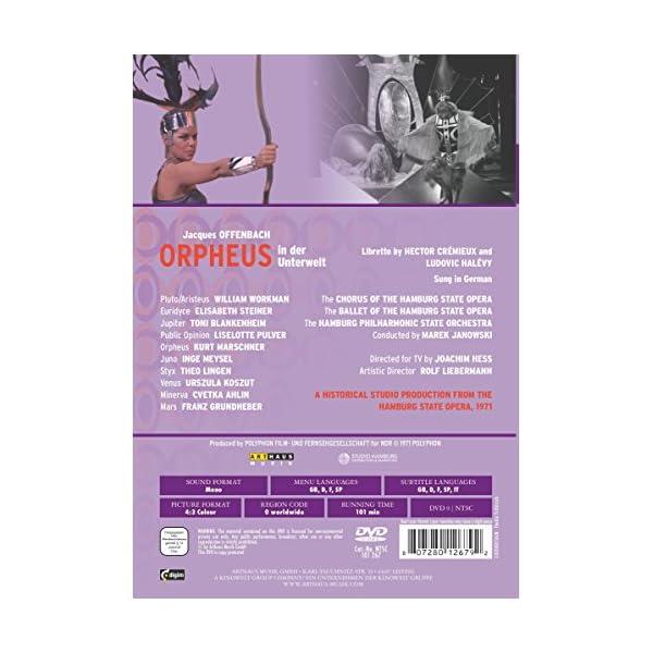 Orpheus in Der Unterwel...の紹介画像2