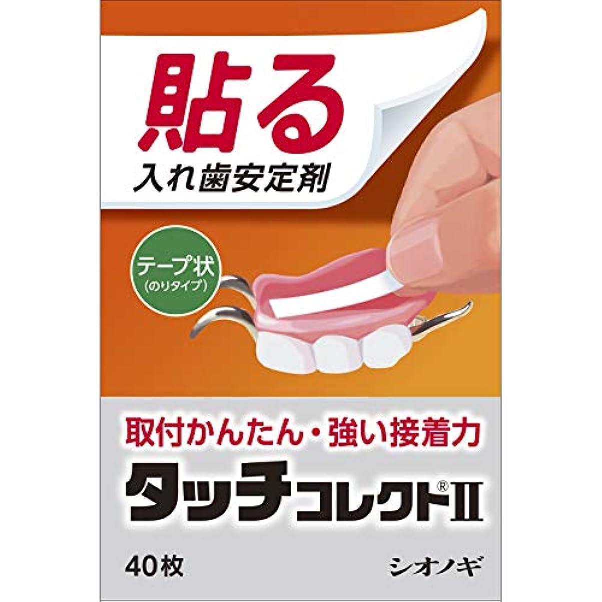 棚肌医学タッチコレクトII40枚