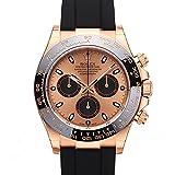 ロレックス メンズ腕時計 デイトナ 116515LNピンク&ブラック