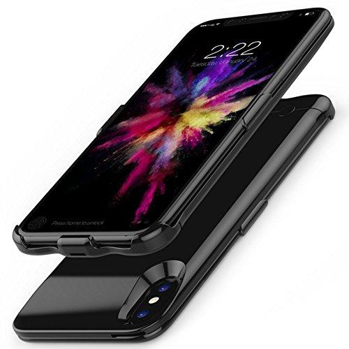 ead31033ef JOYZON バッテリー内蔵ケース 10000mA 大容量 iPhone 8 / 7 / 6s / 6専用 バッテリーケ.