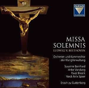 Missa Solemnis [Blu-ray] [Import]