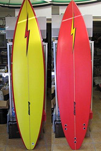 LIGHTNING BOLT [7'4'] サーフボード ショートボード ライトニング ボルト ジェリー ロペス ジェイ アダムス ガン