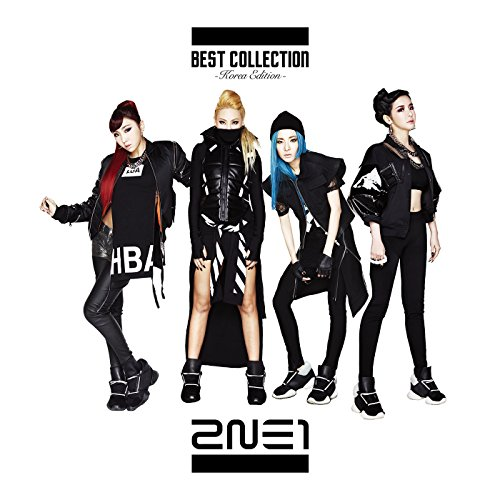 2NE1 BEST COLLECTION -Korea Ed...