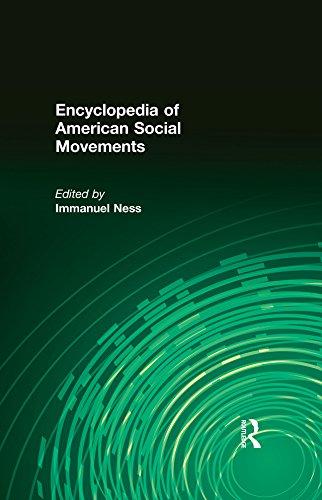 Encyclopedia of American Social Movements (English Edition)