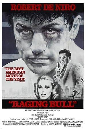 1980レイジング・ブルの映画のポスターロバート・デ・ニーロはクラシックボクシング24X36 [並行輸入品]