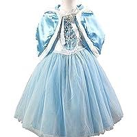 シンデレラ 風 衣装 フード付き キッズコスチューム 女の子 ハロウィン クリスマス コスプレ 衣装