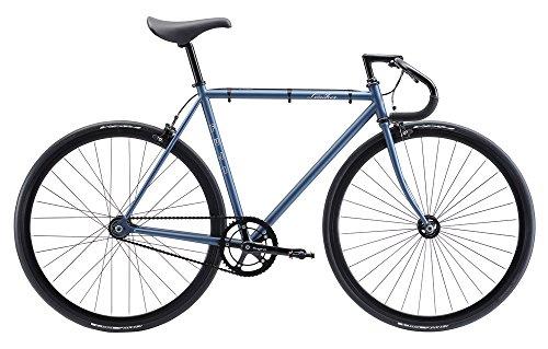 FUJI(フジ) FEATHER 52cm シングル MATT BLUE GRAY ロードバイク 2018年モデル 18FETRGY MATT BLUE GRAY 52cm
