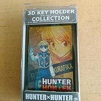 ハンター×ハンター 3D キーホルダー クラピカ レオリオ 劇場版 限定  hunter hunter