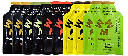 Mag-on マグオン エナジージェル おためし5味各2個 新味計10個セット