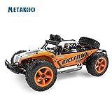 Metakoo RCカー 1/12スケール 2.4GHz 四駆 ラジコン 4WD 高速40km/h 15分動作可能 ラジコンカー オフロード