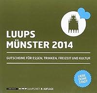 LUUPS - MUeNSTER 2014: Gutscheine fuer Essen, Trinken, Freizeit und Kultur