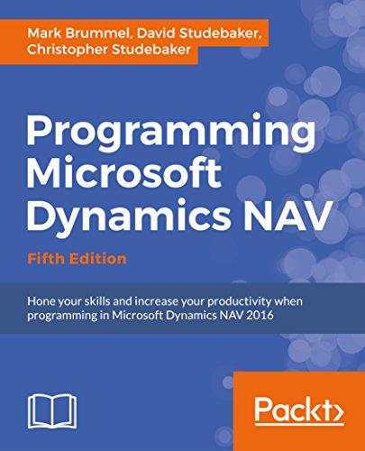 Programming Microsoft Dynamics NAV - Fifth Edition