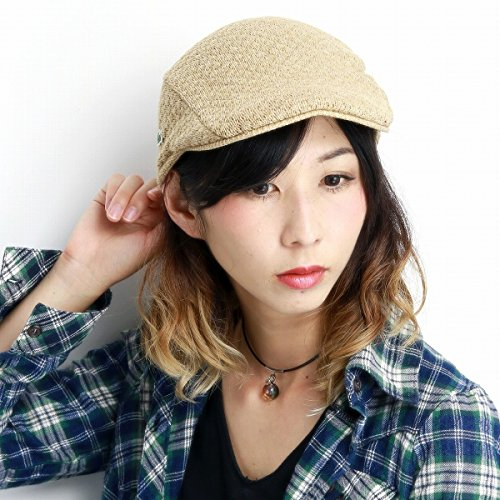 (ラコステ) LACOSTE ハンチング ニット ニットハンチング 編み柄 日本製 秋冬 l1025