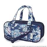 LAURA ASHLEY (ローラ アシュレイ) 画材・絵の具バッグ (サクラクレパス製 絵の具セット付き) Riviera N2123810