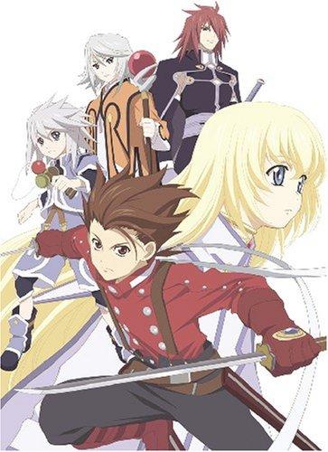 OVA テイルズ オブ シンフォニア THE ANIMATION 第1巻 初回限定版 エクスフィア エディション  DVD VIDEO