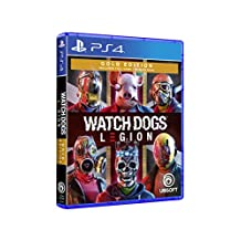 Watch Dogs: Legion, Gold Edition, PlayStation 4