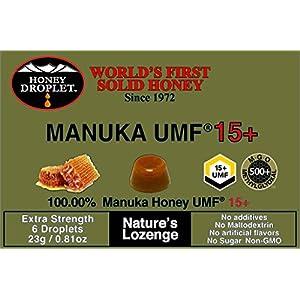 ハニードロップレット100% UMF®マヌカハニー15+