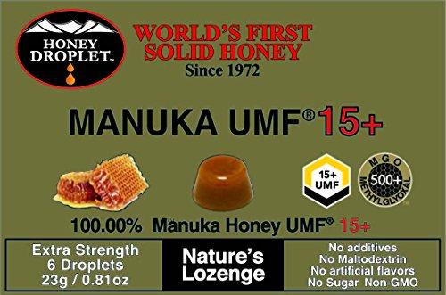 ドロップレット UMFマヌカハニー15+ 23g