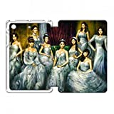 iPad mini2 高級 カバー 少女時代 保護カバー iPad mini2 皮革ケース 超薄型 最軽量 iPad mini2 ティーン・ポップ カバー 保護ケース スリム 傷つけ防止