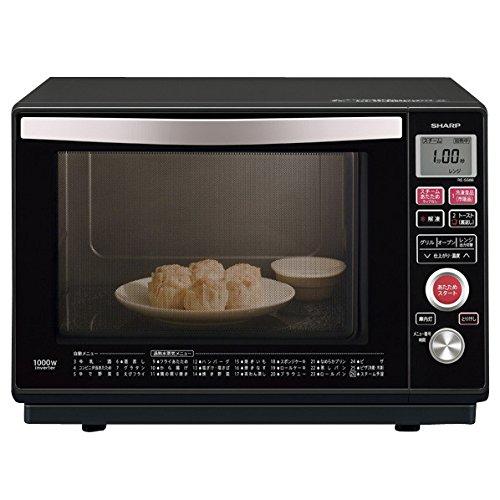 シャープ 過熱水蒸気オーブンレンジ 23L トースト機能付き ...