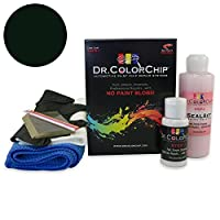 Dr。ColorChip Toyota 4runner Automobileペイント Squirt-n-Squeegee Kit ブラック DRCC-1021-56-0001-SNS