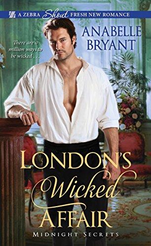 London's Wicked Affair (Midnight Secrets Book 1) (English Edition)