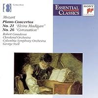 Piano Concerto Nos 21 & 26