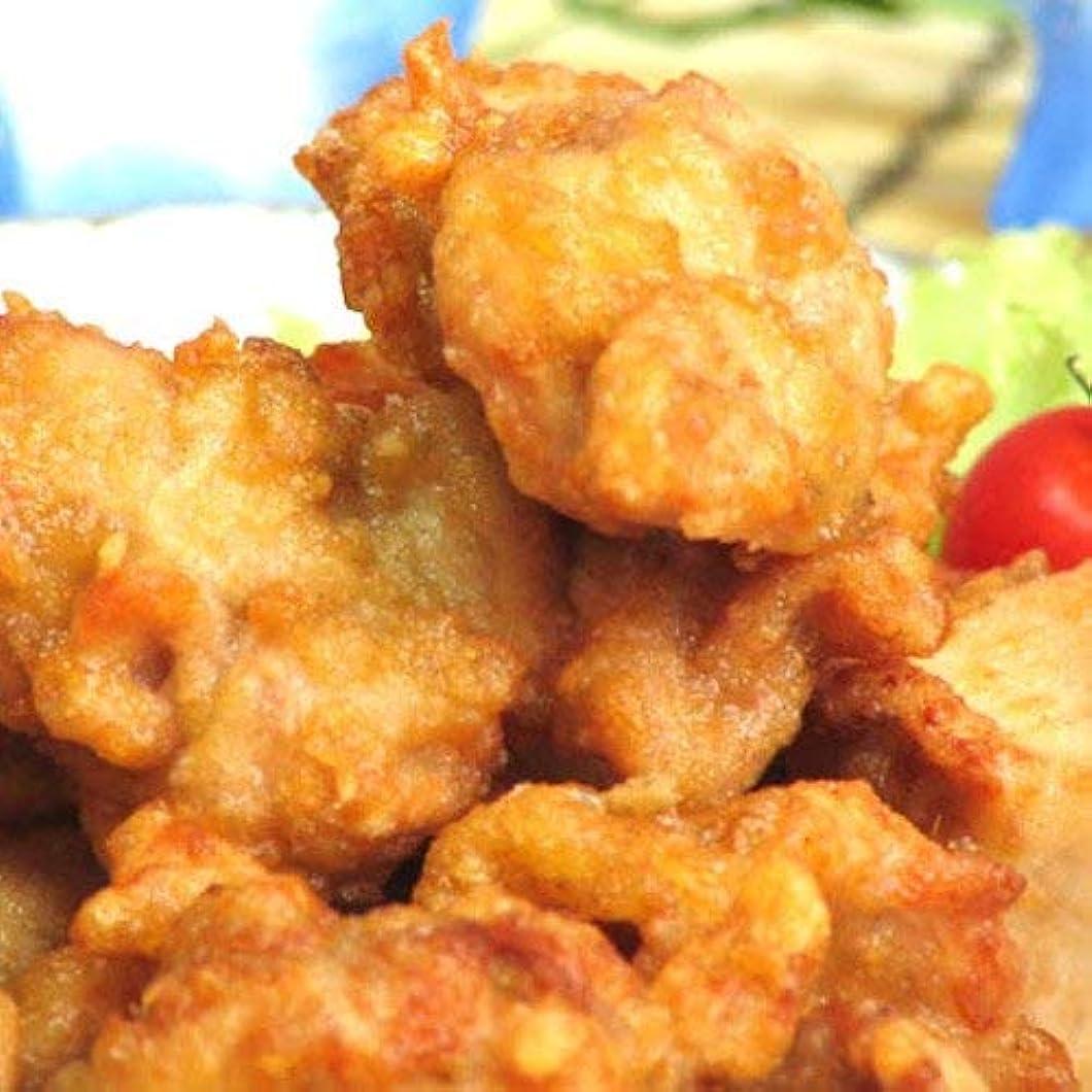 立証する削るピン水郷のとりやさん 国産 鶏肉もも肉唐揚げ イベント?パーティー用(生?未調理品) 2kg(1kg x 2袋) 業務用 まとめ買いセット