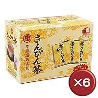 比嘉製茶 さんぴん茶 ティーバッグ(22袋入り) 6箱セット