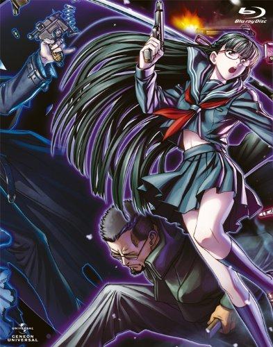 BLACK LAGOON The Second Barrage Blu-ray007 TOKYO WAR Blu-ray Disc