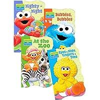 Sesame Street Beginnings Board Books - Set of Four [並行輸入品]