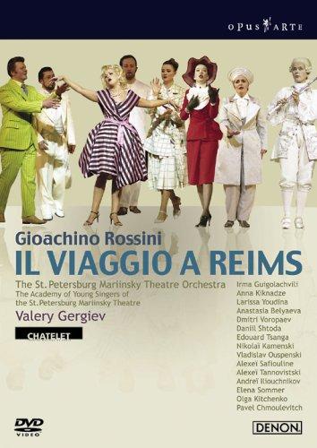 ロッシーニ:歌劇≪ランスへの旅≫全曲 パリ・シャトレ座 2005年 [DVD]