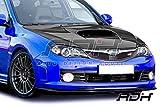 スバル インプレッサ 08-11 WRX STI GRB/GRF型 CS type フロントリップスポイラー 塗装 PU