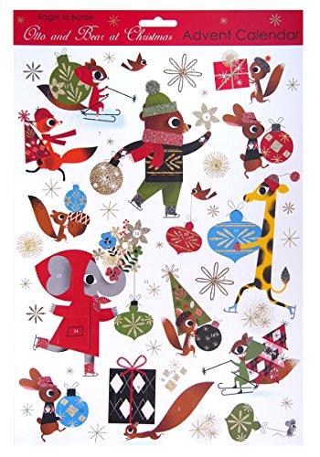 ロジャーラボード 【クリスマス】 アドベントカレンダー 壁掛...