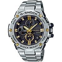 [カシオ]CASIO 腕時計 G-SHOCK ジーショック G-STEEL スマートフォン リンク GST-B100D-1A9JF メンズ